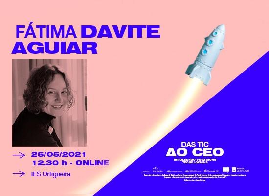 Vocacional web Fatima Davite